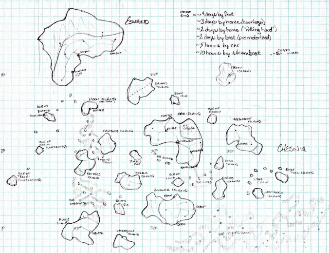 Country Map 2